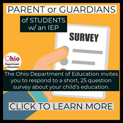 Special Education Family Survey image