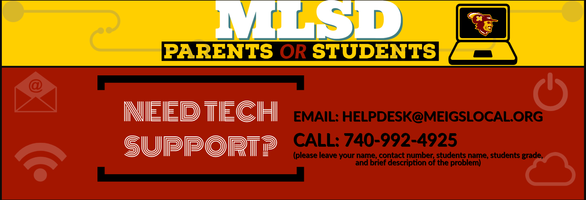 mlsd technical support
